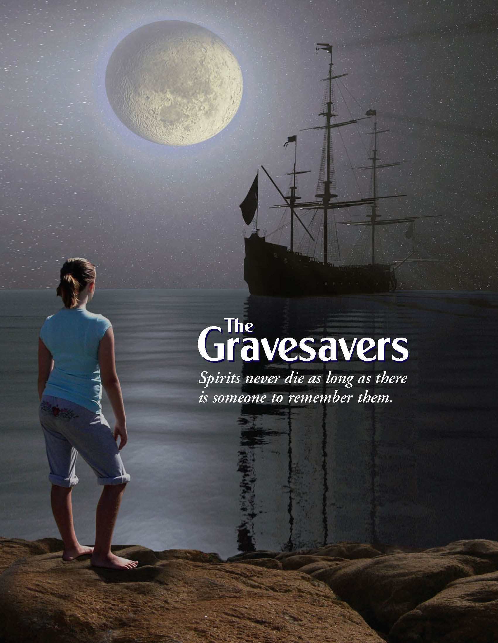 Gravesavers one-sheet