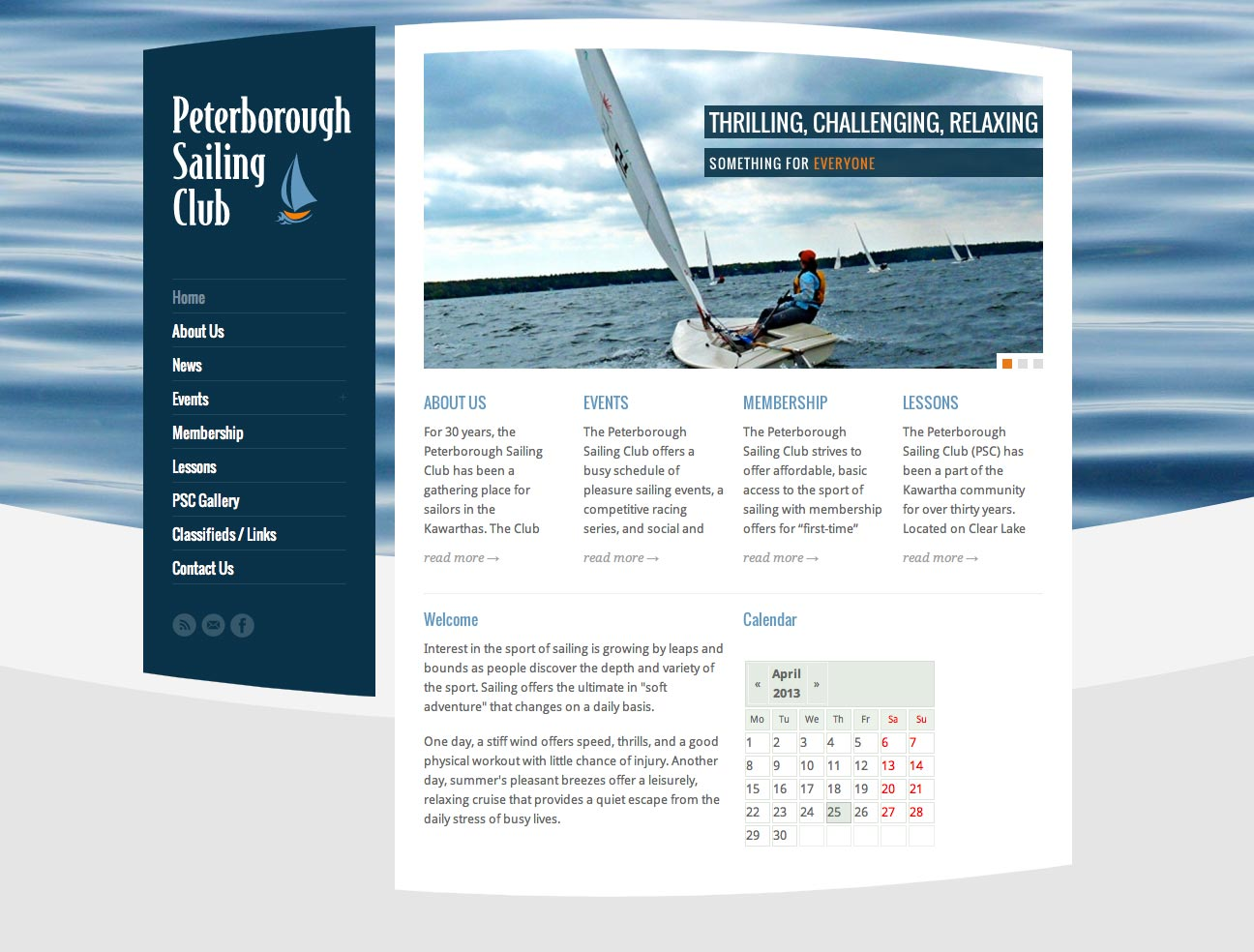 Peterborough Sailing Club