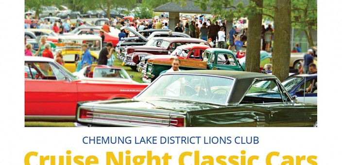 Cruise Night Calendar