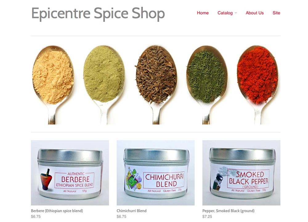 Epicentre Spice Shop