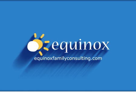 opening screen of equinox video production