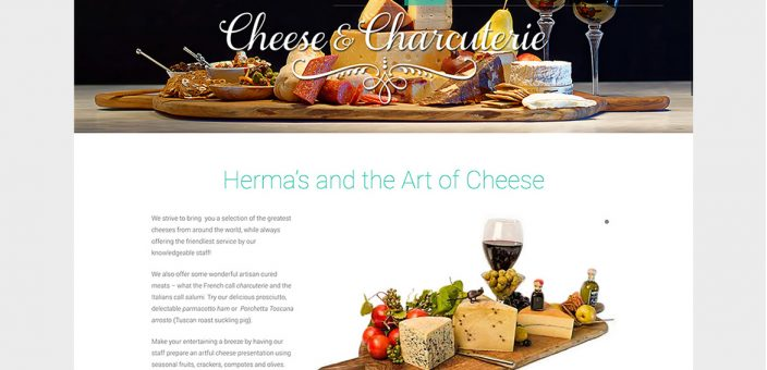 Herma's and the Art of Cheese