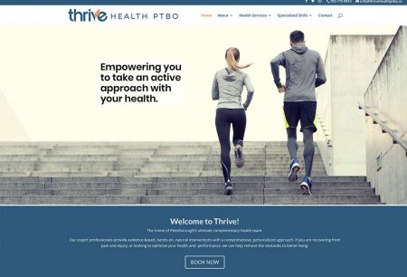 thrive-website